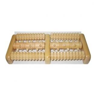 Masajeador Pies 6 Rodillos 29*12*5 cm