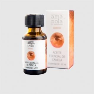 Aceite Esencial AMAPOLA Canela 12ml