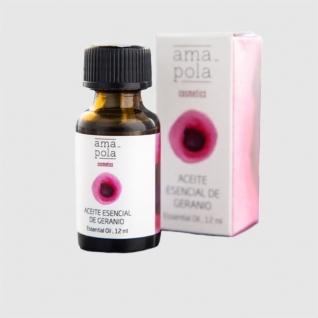Aceite Esencial AMAPOLA Geranio 12ml