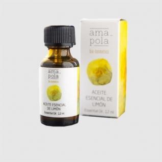 Aceite Esencial AMAPOLA Limón 12ml