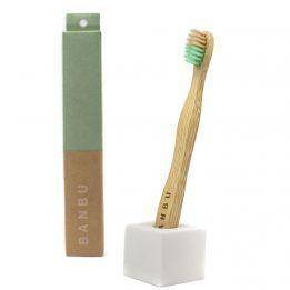Cepillo de dientes  BANBU MEDIO VERDE