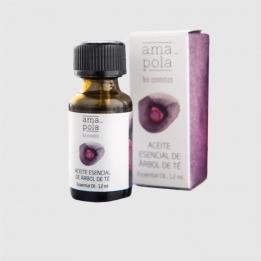 Aceite Esencial AMAPOLA  Árbol de Té 12ml