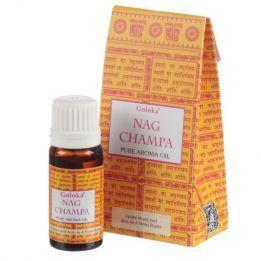 Esencia Goloka 10ml -Nag champa