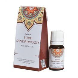 Esencia Goloka 10ml -Sandalwood