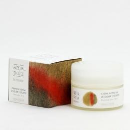Crema Nutritiva  de Jojoba y Sésamo 50ml