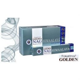 Incienso Golden HIMALAYA 15 gr.