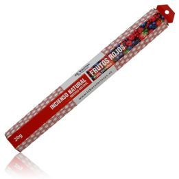 Incienso natural Frutos Rojos  20 stick