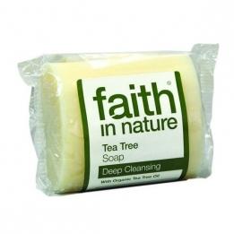 Jabón Natural Árbol de té 100 gr.