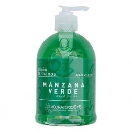 Jabon de Manos Manzana Verde SYS 500 ml.