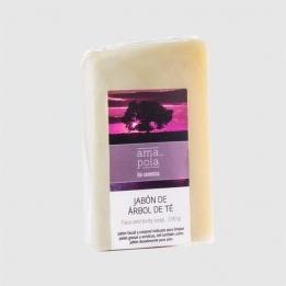 Jabón de  ÁRBOL DE TE Amapola 100grs