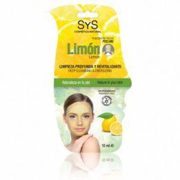 Mascarilla Facial Peeling Limón 10ml