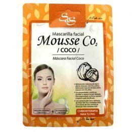 Mascarilla Facial Mousse CO2 Coco 13ml