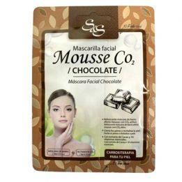 Mascarilla Facial Mousse CO2 Chocolate13ml