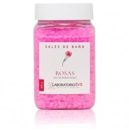 Sales Baño 400 gr. Rosas