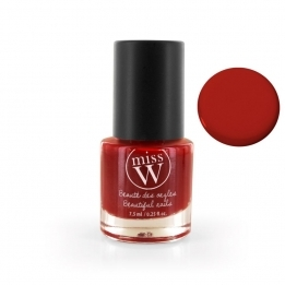 Esmalte de uñas nº04 -Pure red