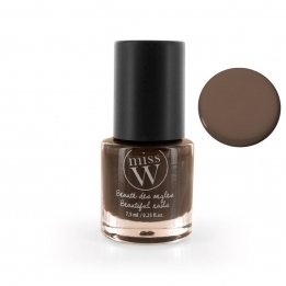 Esmalte de uñas nº08 -Dark taupe